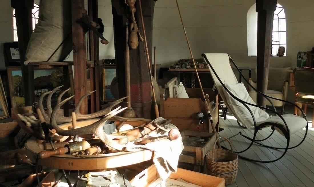 Antik og brugskunst -