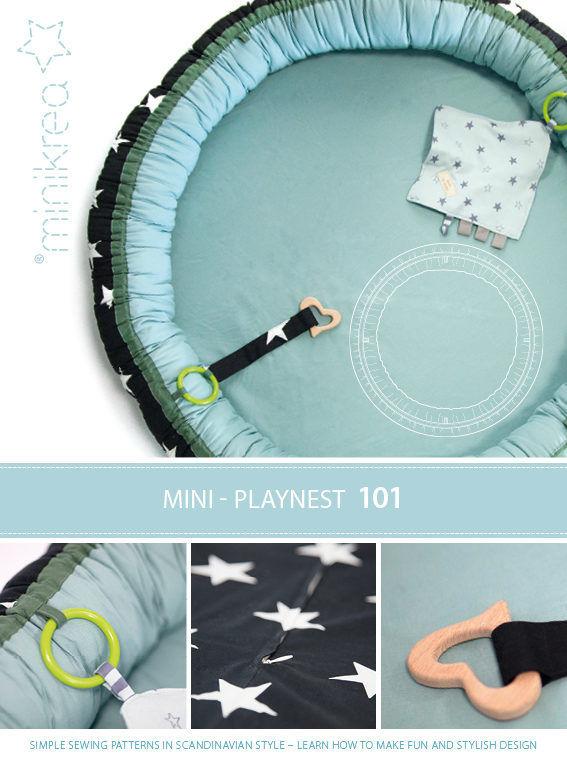 Mini - playnest - Minikrea 101 - Minikrea