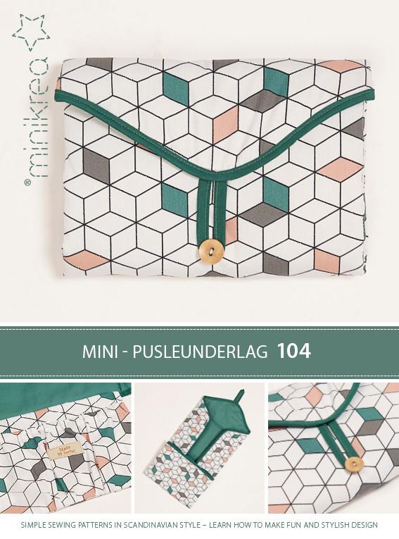 Mini pusleunderlag - Minikrea 104 - Minikrea