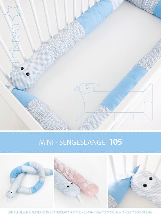 Mini sengeslange - Minikrea 105 - Minikrea
