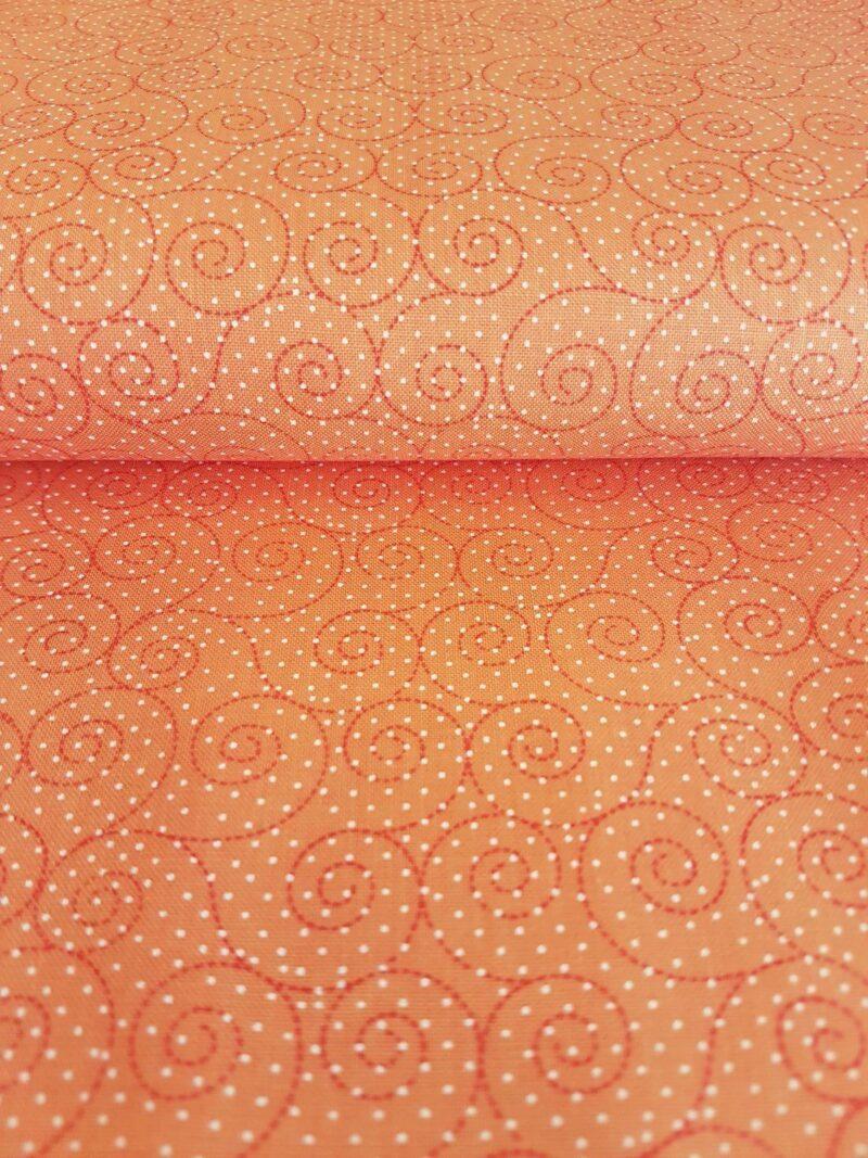 Orange - prik -