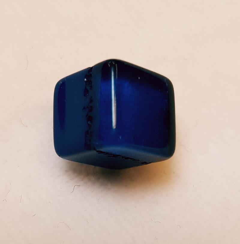 Kube øjeknap marine, Ø 10 mm -