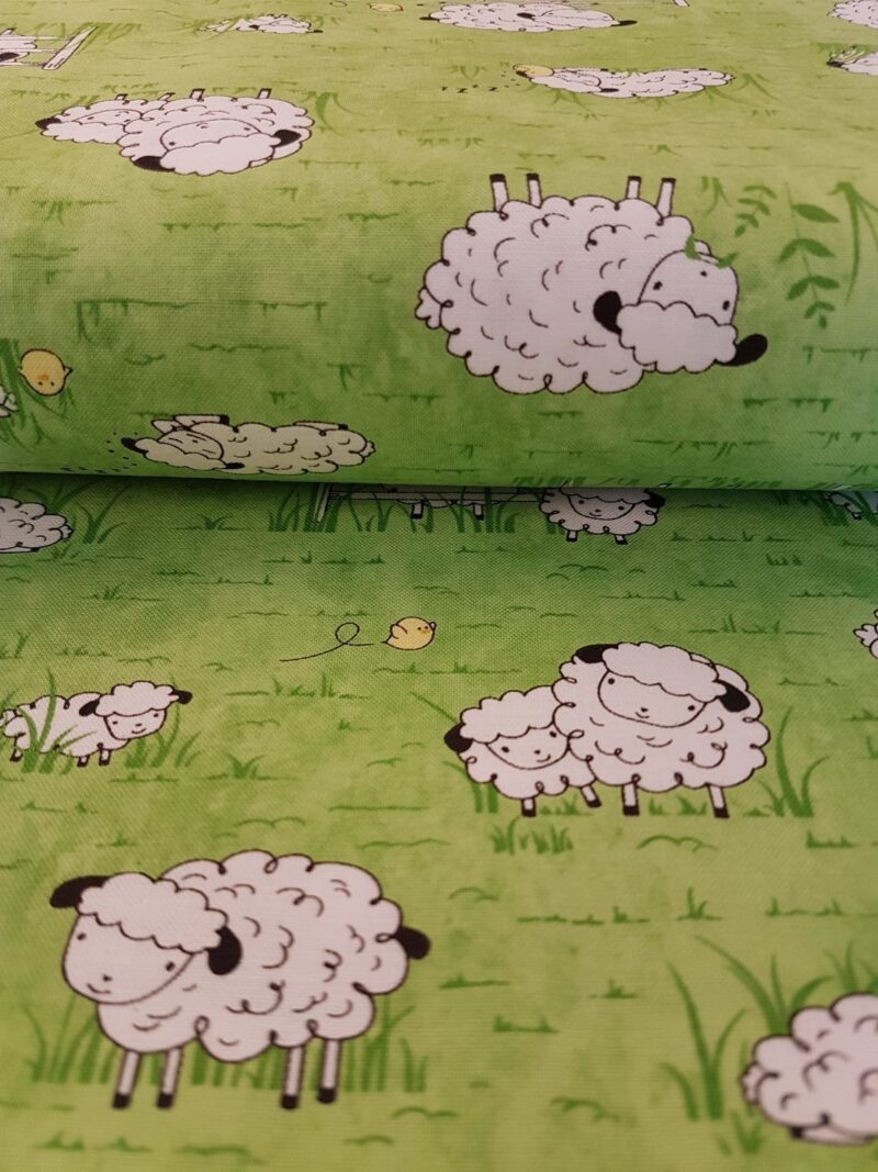 Grøn - får -