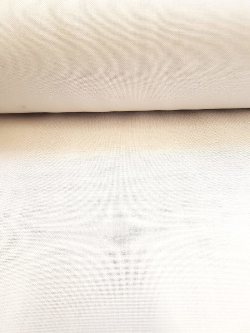 Hvid flagdug -