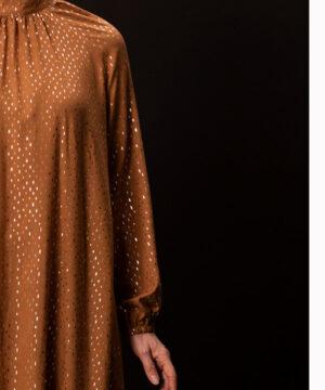 Kjoler med vidde og ståkrave, str.XL - 5XL - Onion 9023 - Onion