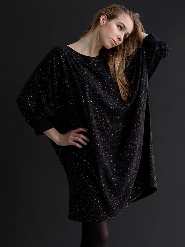Butterfly kjole og tunika, str.XS-XL - Onion 2089 -
