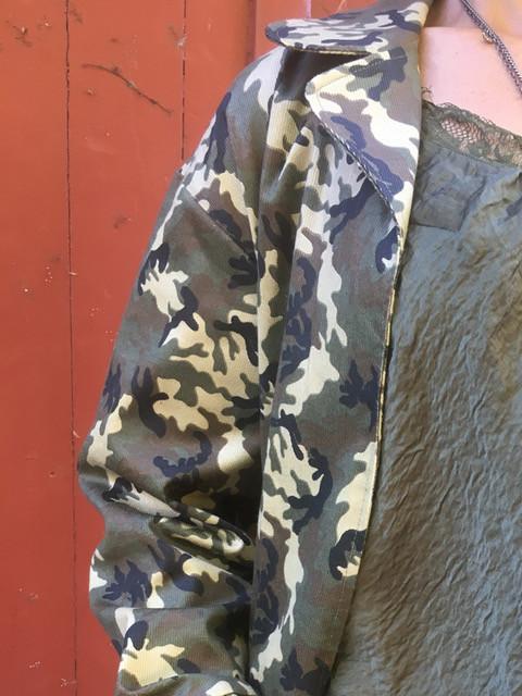Pyjamas jakke, str. XL-5XL - Onion 9009 - Onion