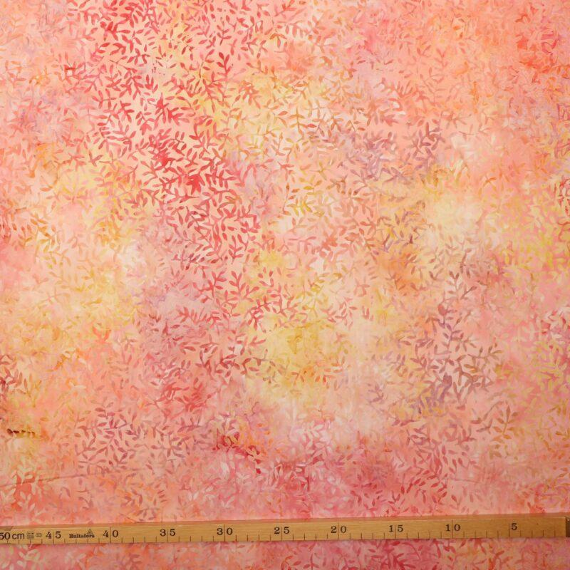 Lyserøde nuancer m. mønster - Bali -