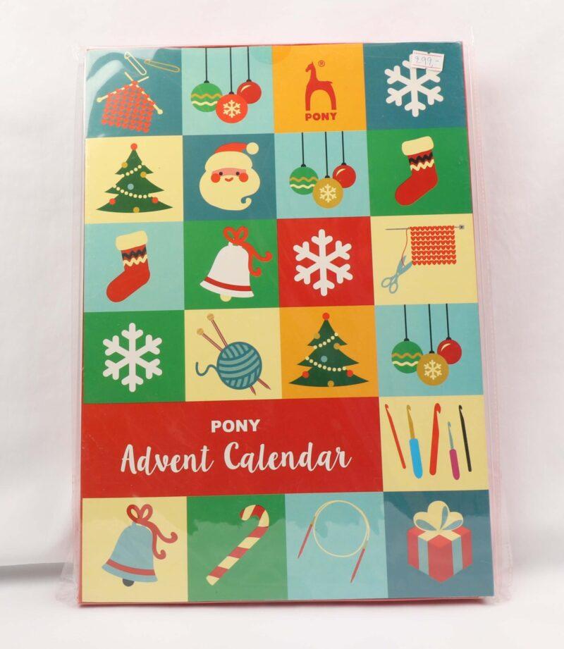 Pony jule kalender - 24 gaver -