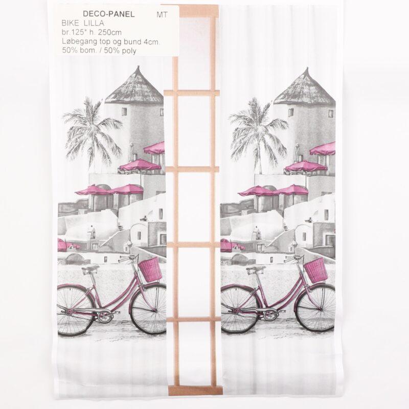 Deco-Panel, Lilla cykel -