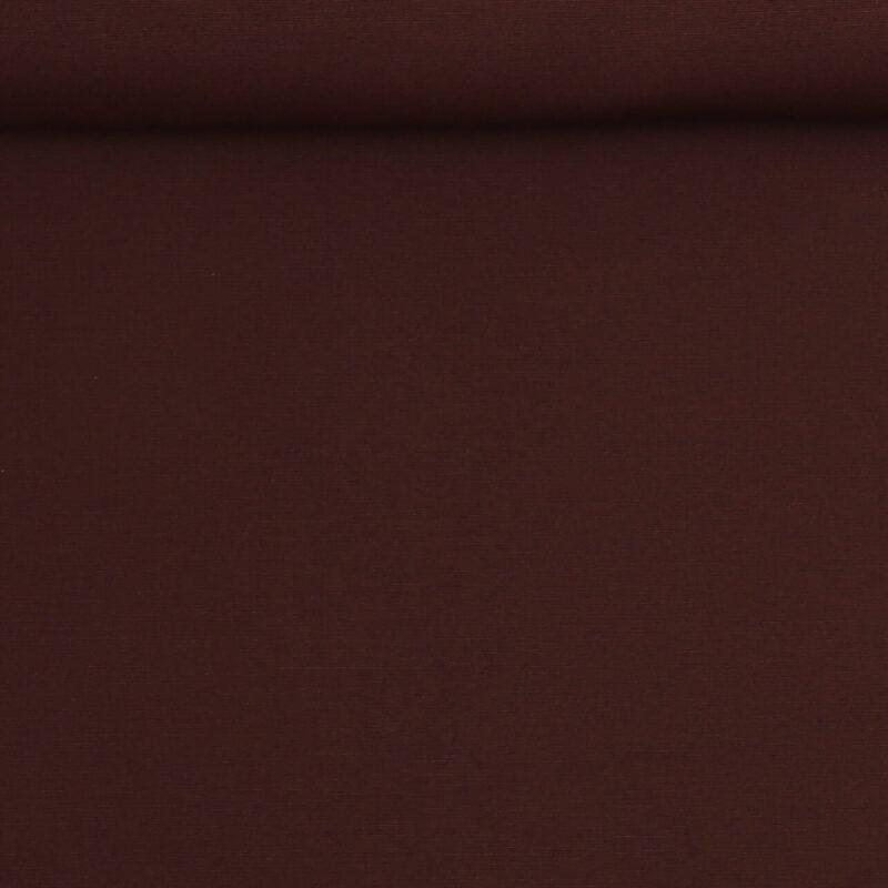 Mørk brun - Bomuld/polyester -