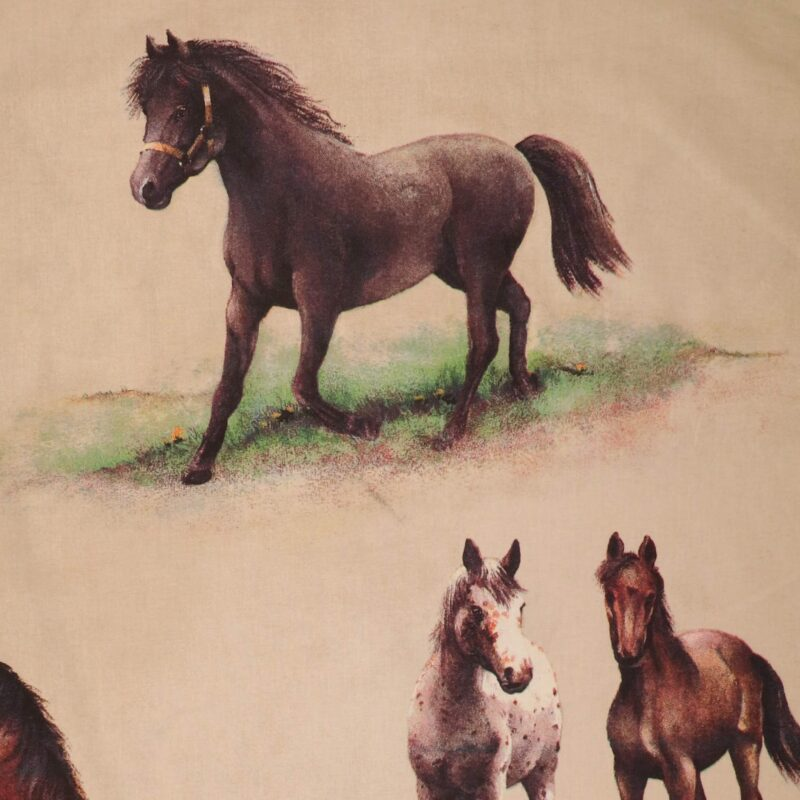 Heste - Boligtekstil -