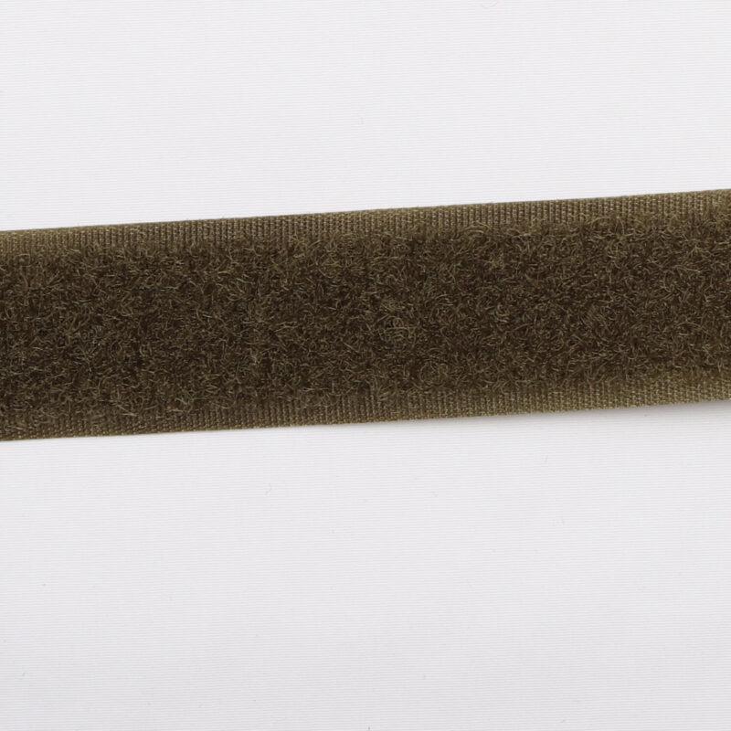 Armygrøn - gribebånd 20 mm, loop -