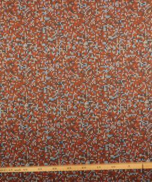 Multifarvet strikmønster - Jersey -
