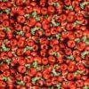 Røde æbler - Patchwork -