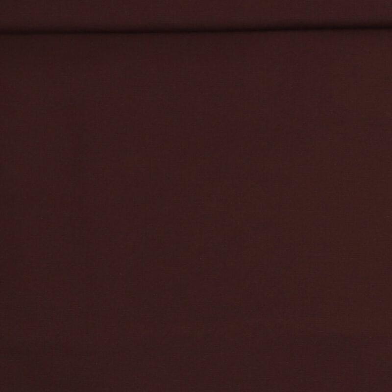 Mørkebrun - Bomuld/polyester - Info mangler