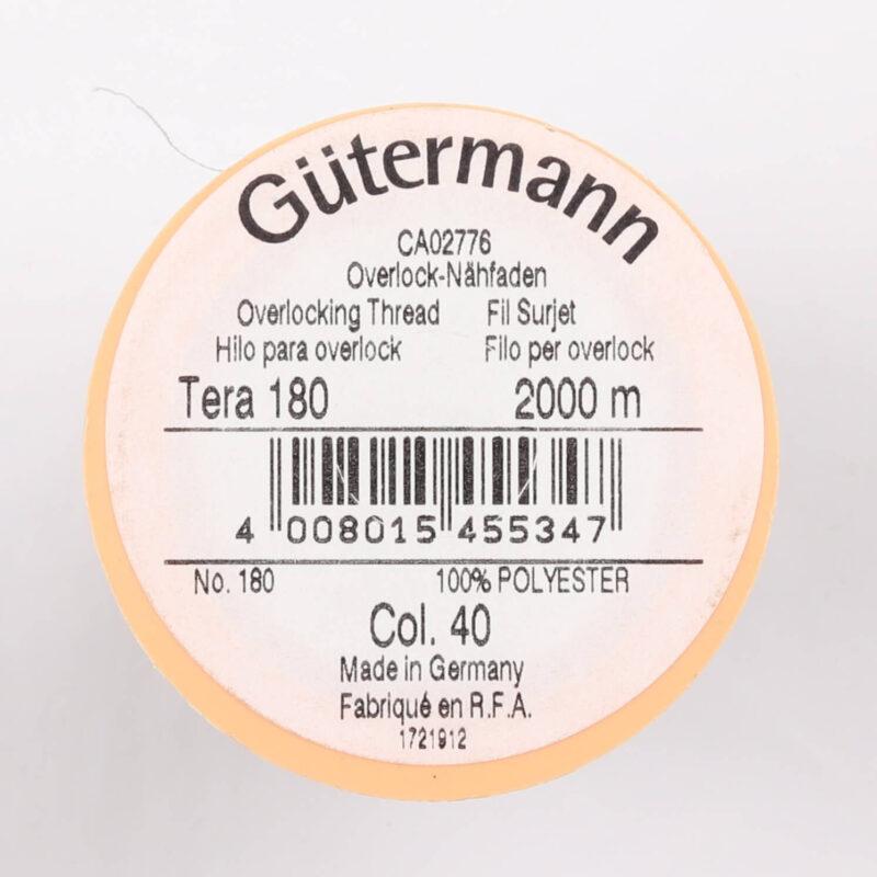 Tera 180 fra Gütermann - Grå -