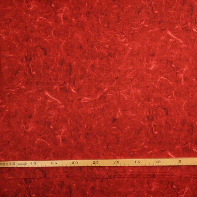 Røde nuancer - Patchwork -