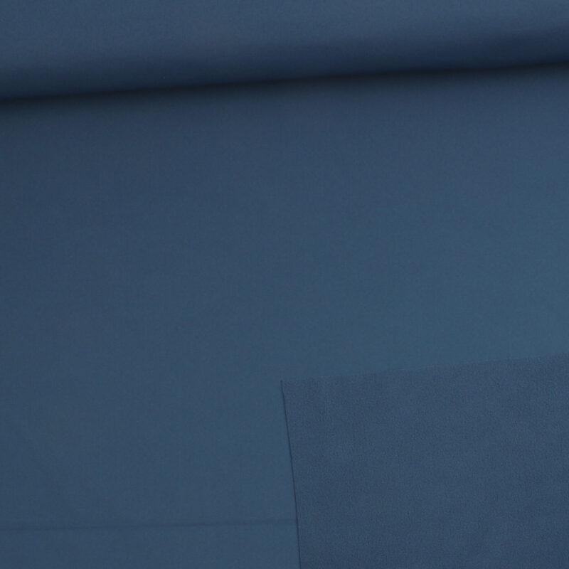 Jeansblå - Softshell -
