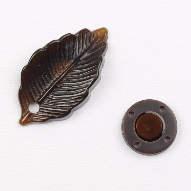 Magnetlukning, blad 25x50 mm -