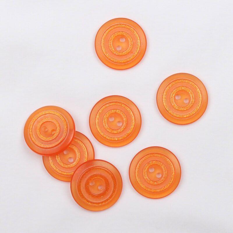 Orange/klar orange, ø 20 mm -