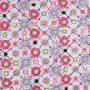 Patchwork - Retroblomster -