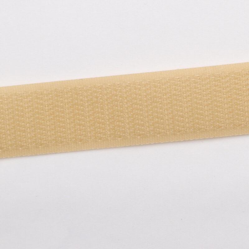 Beige - gribebånd 20 mm, hook -