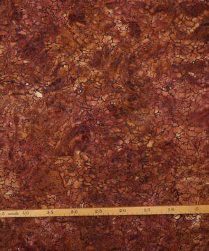 Lys brun snirklet mønster - Bali -