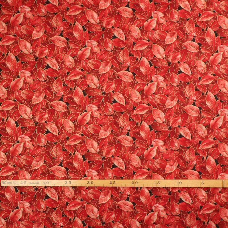 Blade med guldkant - Patchwork -