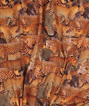 Leopard- Jersey -