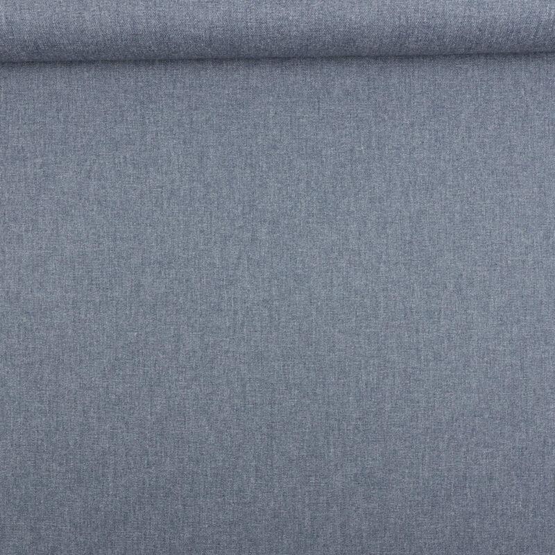 Mørk jeans melange - Bomuld/polyester -
