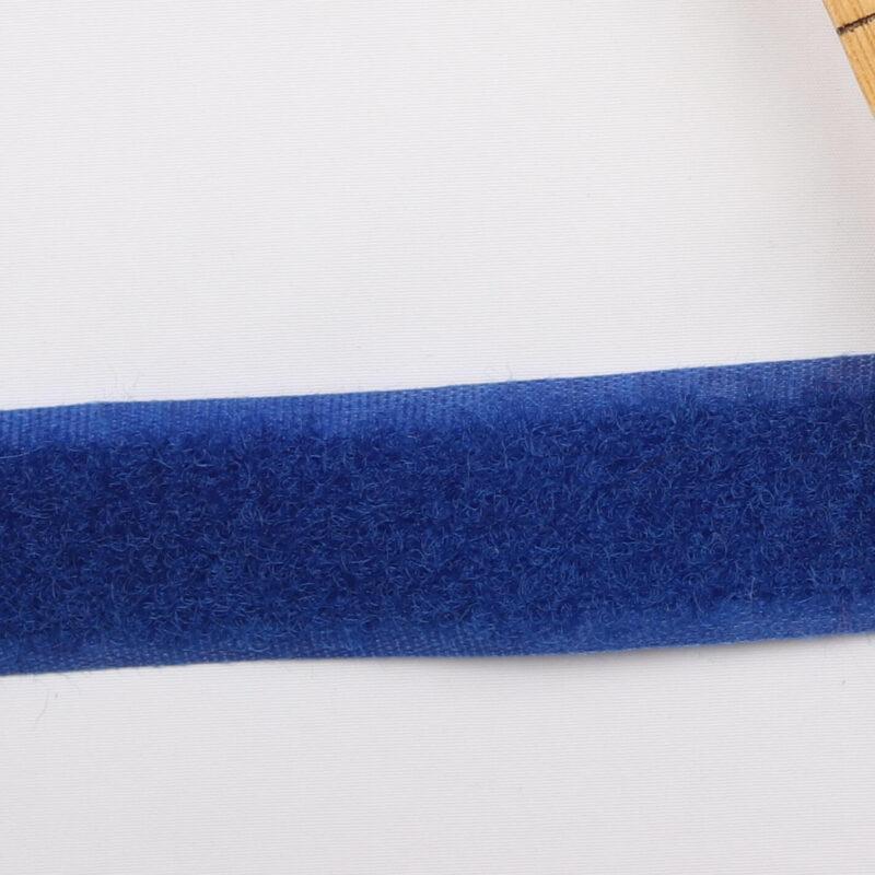 Blå - gribebånd 20 mm, loop -