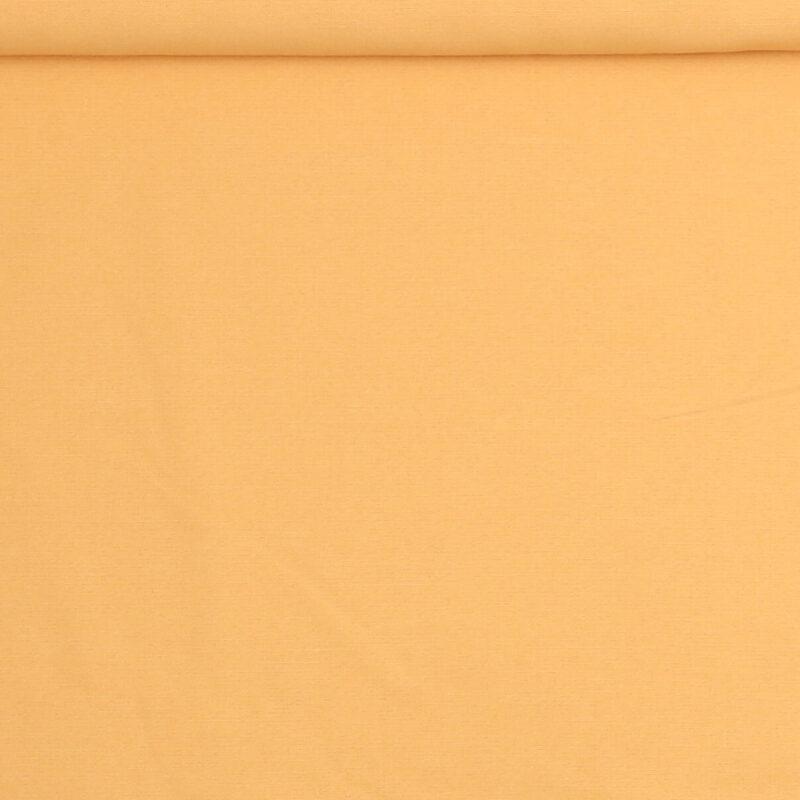 Meget lys orange - Bomuld/polyester - Info mangler