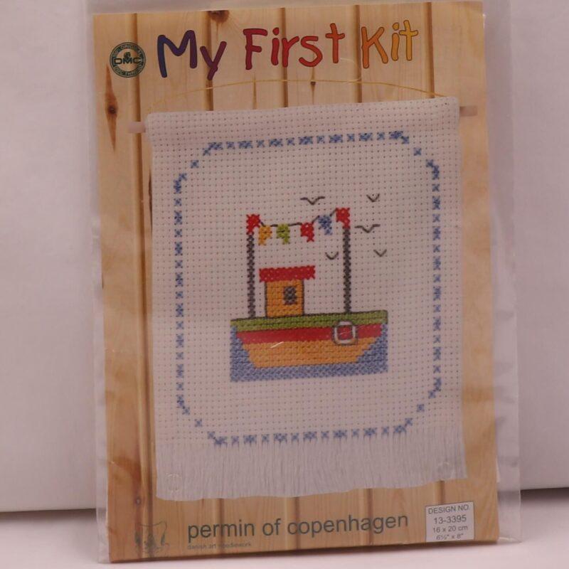 My first kit - Skib 16x20 cm -