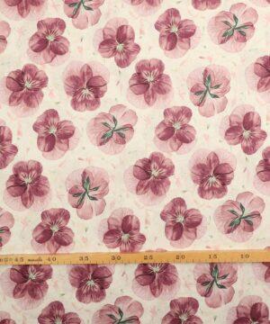 Pressed Floral 2 - Patchwork -