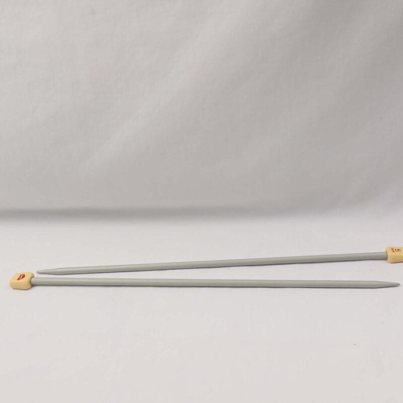 Strikkepind - Plast 5 mm -