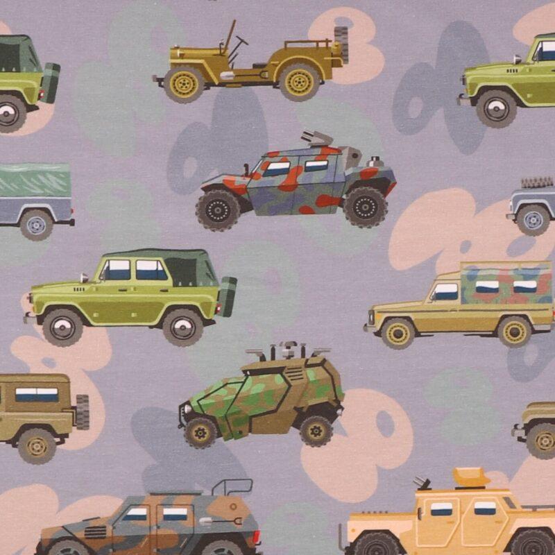 Militære køretøjer - Jersey -