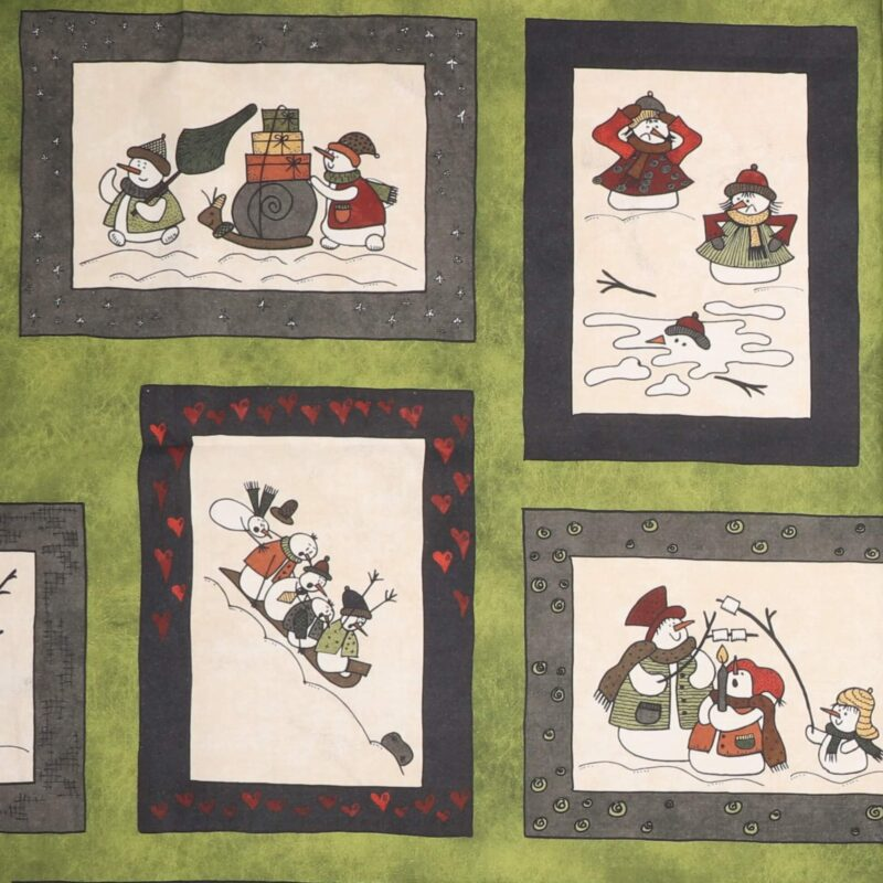 Winter Fun - Patchwork rapport (105) -