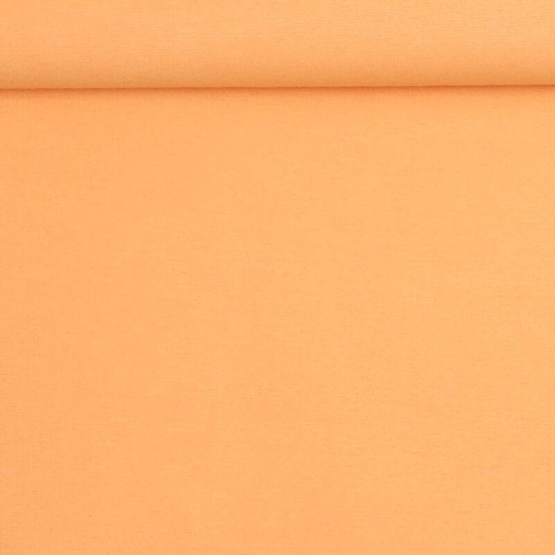 Lys orange - Bomuld/polyester - Info mangler