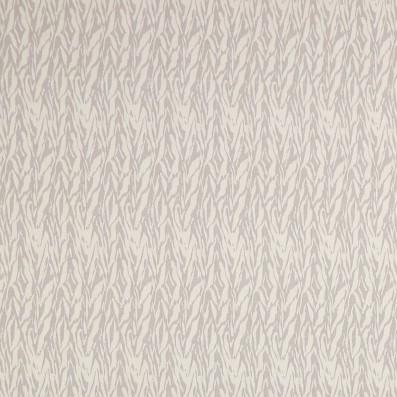 Bengalin - Lysegrå m. lyst mønster -