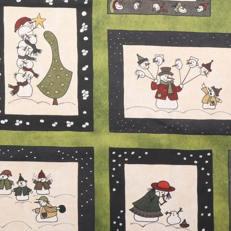 Winter Fun – Patchwork rapport (105)