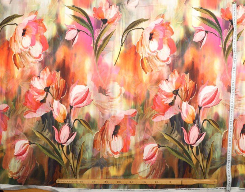 Kæmpe blomster - Jersey -