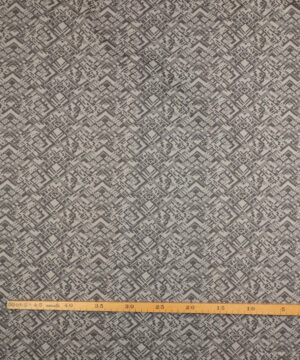 Bengalin - Mørkegrå, grå og lysegråt mønster - Info mangler