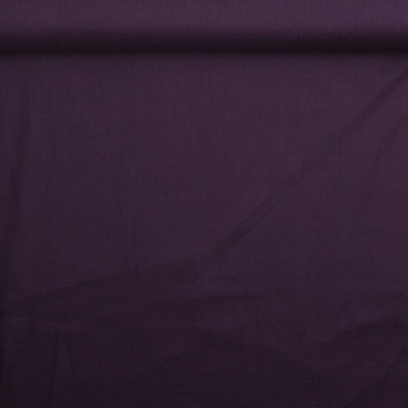 Mørk lilla - Viskose - Info mangler