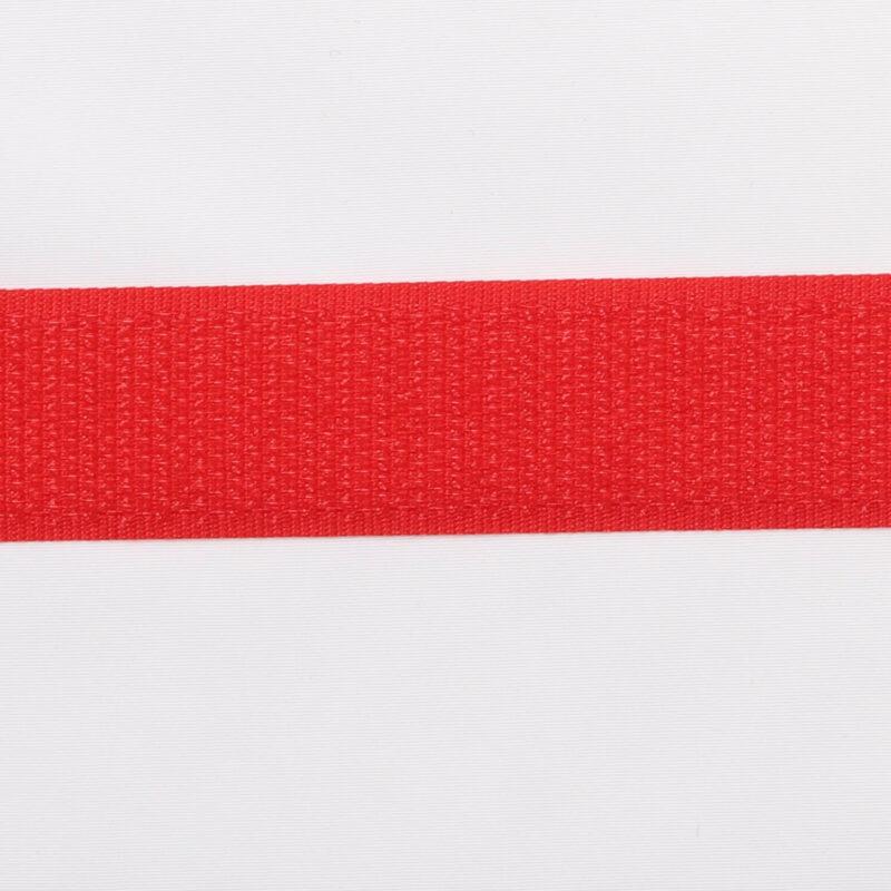 Rød - gribebånd 20 mm, hook -