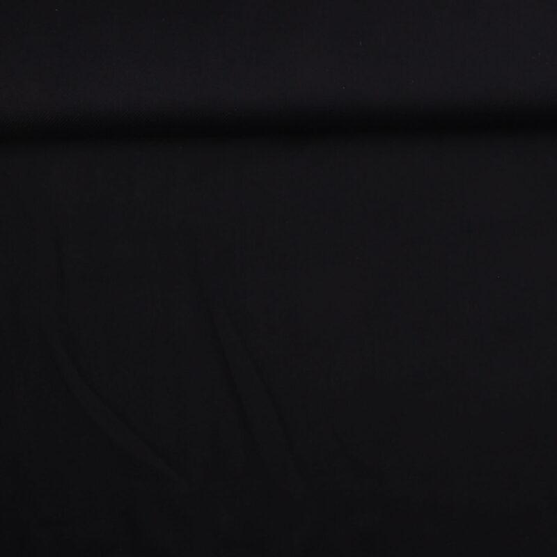 Midnatsblå - Viskose -