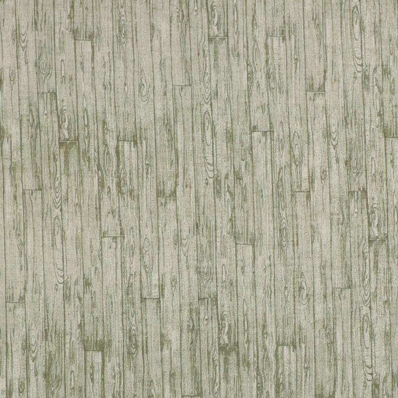 Patchwork - Trævæg i grøn -