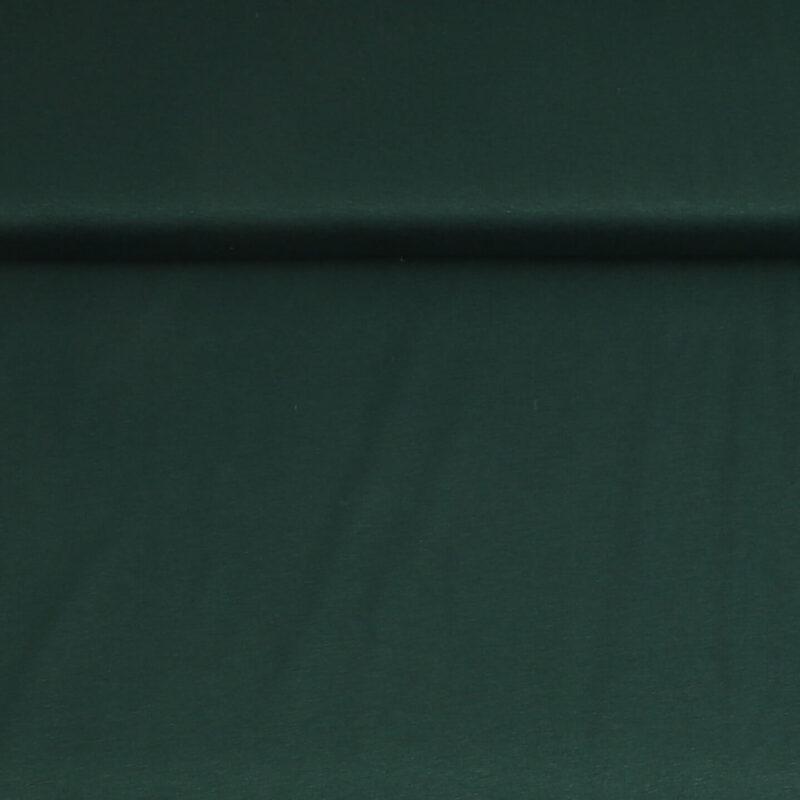 Mørkegrøn - Viskose jersey -