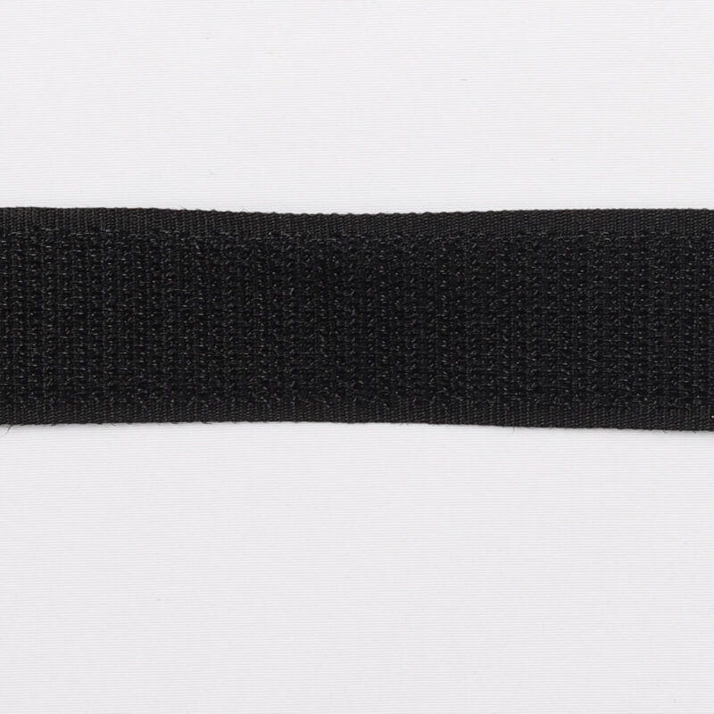 Sort - gribebånd 20 mm, hook -