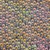 Blålilla m. mønster - Bali -